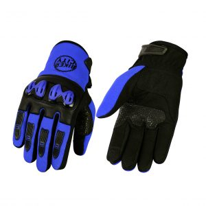 Moto Short Gloves