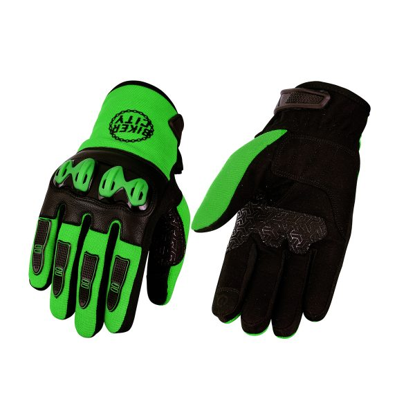 Moto Short Gloves
